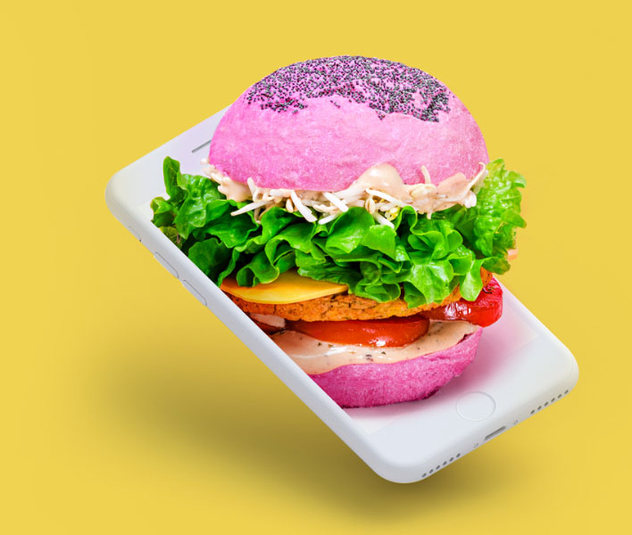 Download Flower Burger App